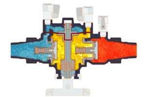 Zawór antyskażeniowy BA2760